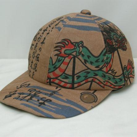 長崎くんち祭りの帽子