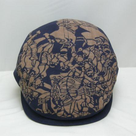 長崎くんち祭りハンチング帽子